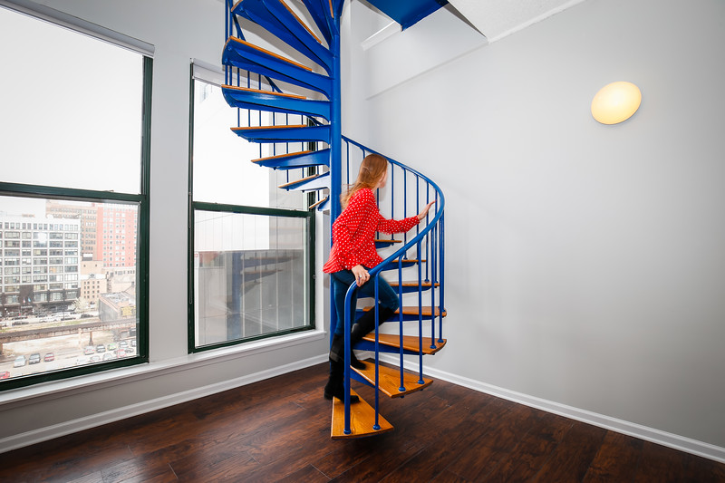 Audrey Stewart_Photography_Work Fun_ Blue Stairs.jpg