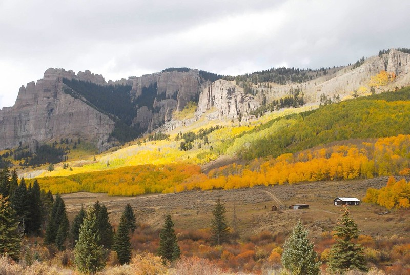 Mill Castle Trail - Crested Butte