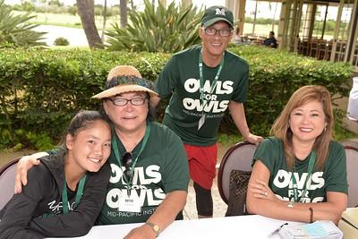 2017 Mid-Pacific Institute Alumni Association Scholarship Golf Tournament