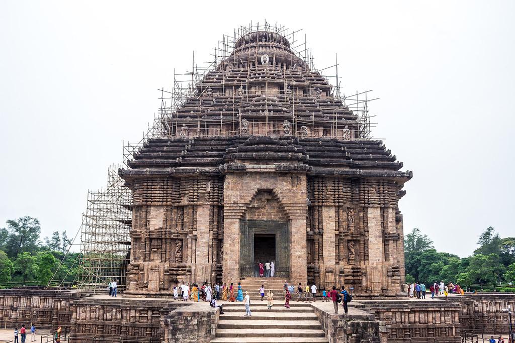 UNESCO World Heritage Sites in India: Konarak