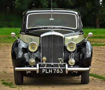 1954 Bentley R-Type PLH783