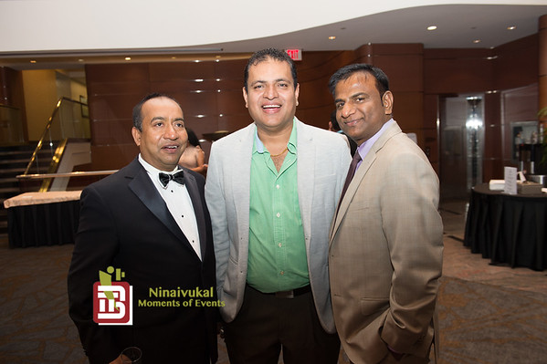 CTCC 25th Anniversary - Hilton  Business Expo and Madhavan Keynote Speech