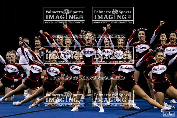 Gilbert-2019 State Cheerleading Championship