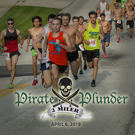Pirate Plunder, 2019