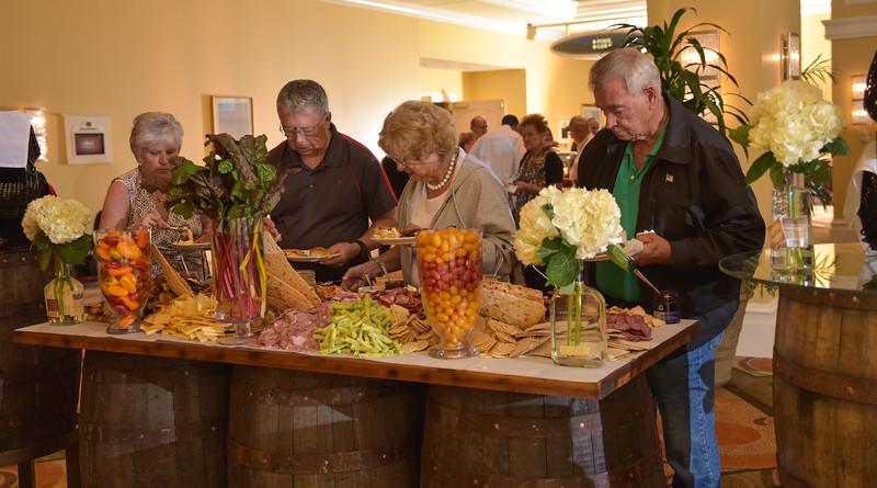 Bourbon Themed Host Event