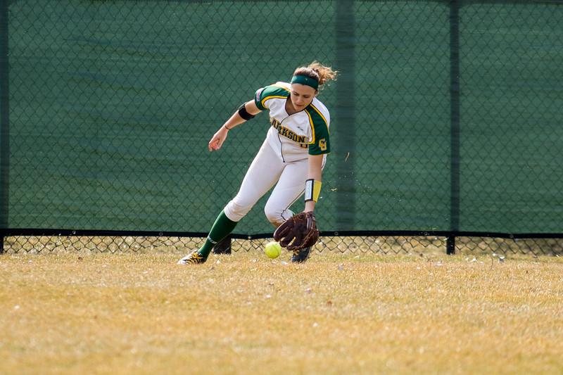 Clarkson Athletics: Women Softball vs. RIT. Game 2.