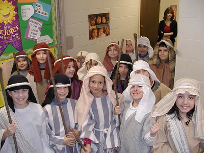 Church School Christmas Pageant - December 19, 2004