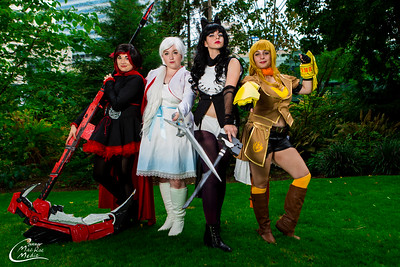 RWBY Cosplay Photos