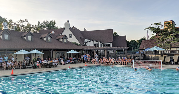 Senior Water Polo