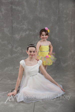 Gladding School of The Dance-Portraits