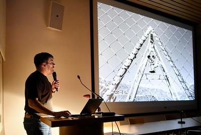 Arne Hodalič - Predstavitev fotografskega priročnika, Ljubljana, 7. januar 2015