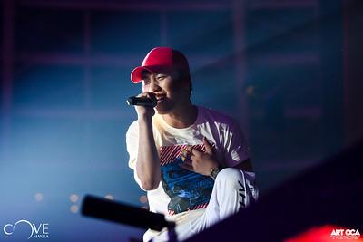 2018.6.2 - Seungri of Big Bang at Cove Manila
