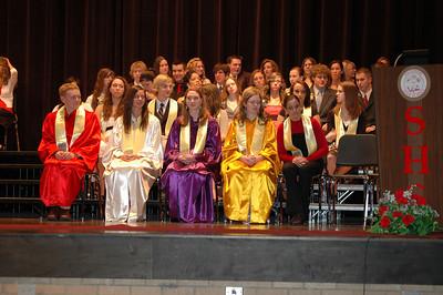 2008 SHS National Honor Society