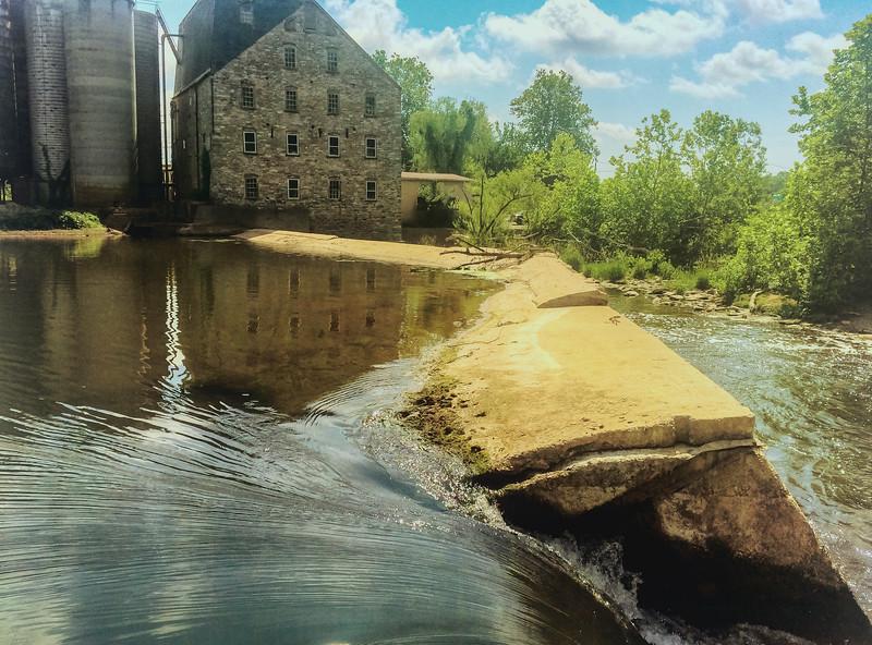 dam - conestoga river textured(p).jpg