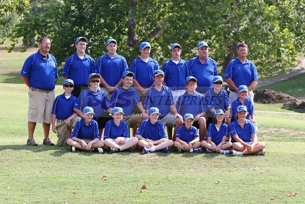 2010 Golf Team