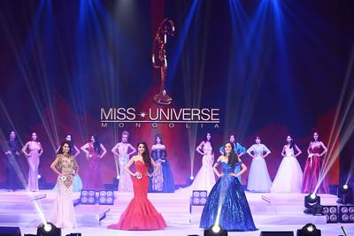 """Miss Universe Mongolia"" уралдаан"