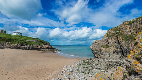 Tenby - Little town of the fishes