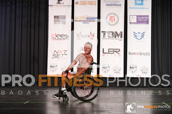 Wheelchair Prejudging