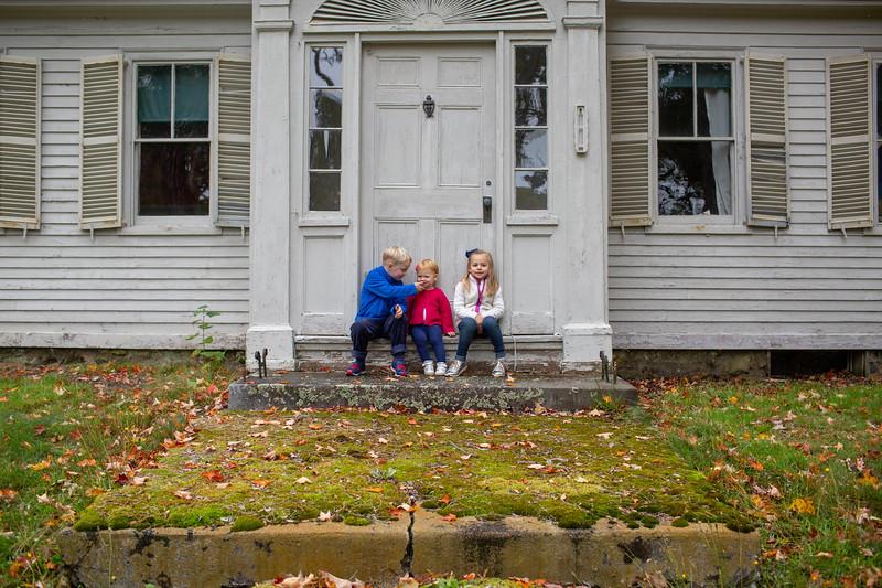 Anne Whidden   Family photos