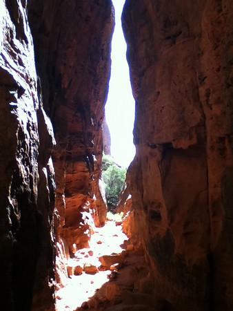 Snow Canyon (iPod Touch photos)