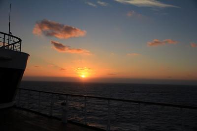 Day at Sea Nov 14