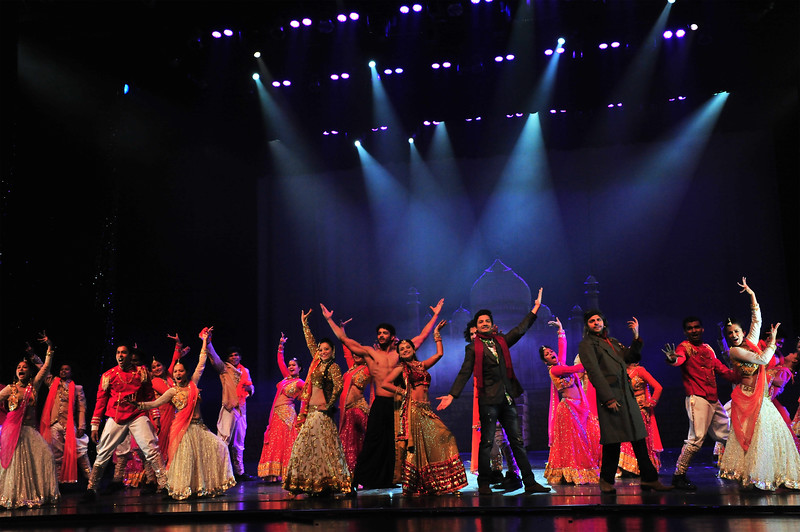 Taj Express: The Bollywood Musical Revue