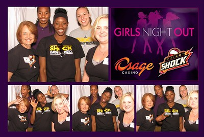 Girls Night Out August 10th 2012