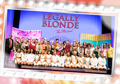 Legally Blonde - May 2015