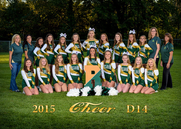Cheer - D14 Portraits