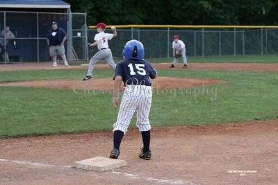 Spring Hill Baseball 6-19-13