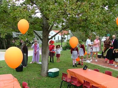 2004 Halloween Party