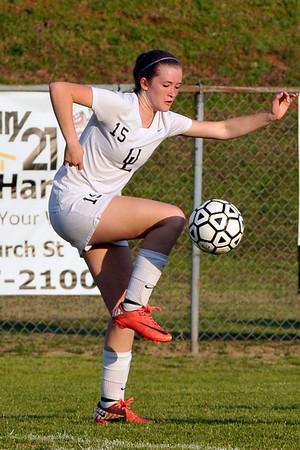 Girls Varsity Soccer, March 21, 2014