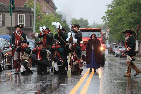 Woodstock's Alumni Parade, 2011