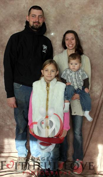 Gardepe Family 11-22-14