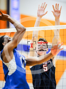 AIA Boys Volleyball Spring 2018