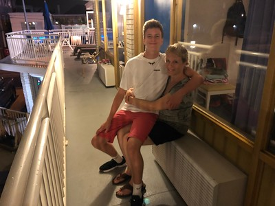 2018_08_10 Ocean City New Jersey Trip
