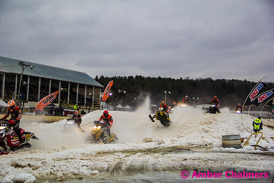 East Coast SnoCross 1/12/14 - Amber Chalmers