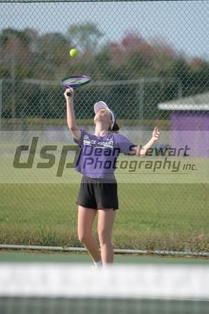 Girls tennis 2.14.19