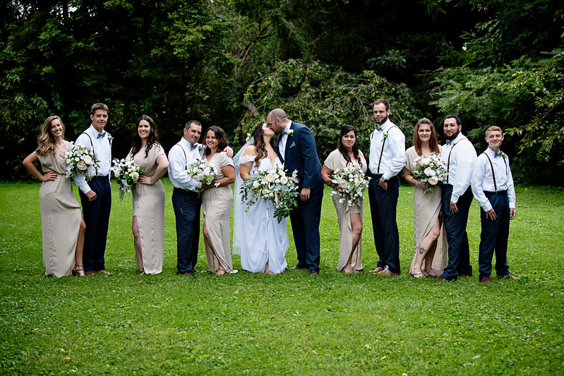 Williamsport Wedding Photographer : 9/9/17 Lacy and Curtis