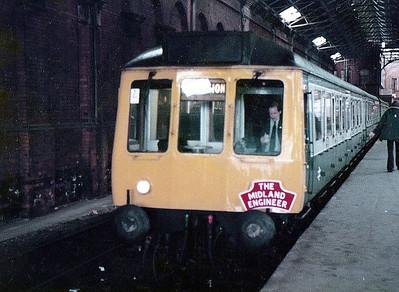 'Scanned Images' 'Midland Engineer Railtour' 02/06/84