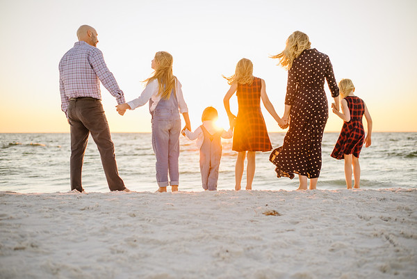 Bean Point Anna Maria Florida Family Photographer