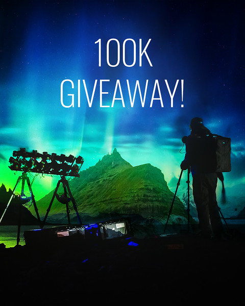 Sean Parker 100k Giveaway