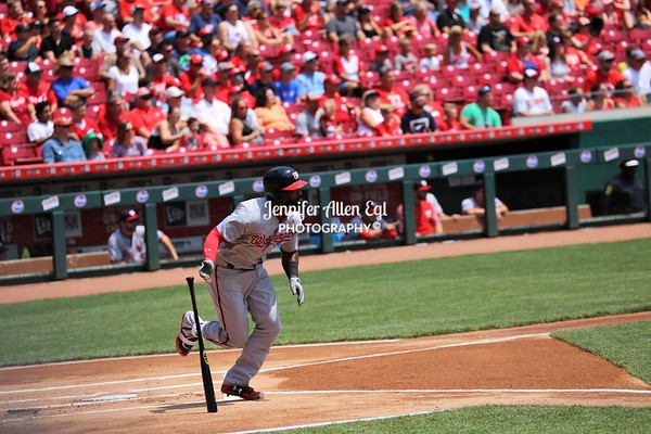 Washington Nationals @ Cincinnati Reds 7.17.17