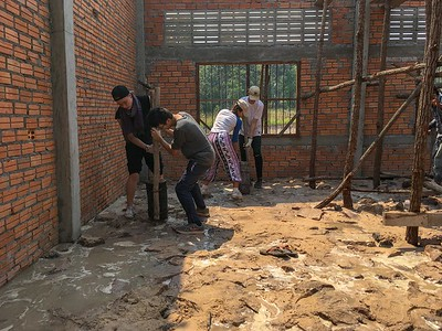 HOPE Cambodia Service Group Trip Feb. 2018
