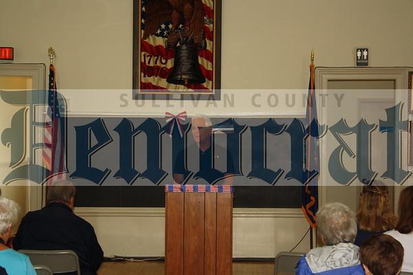 Lumberland Memorial Day Ceremony
