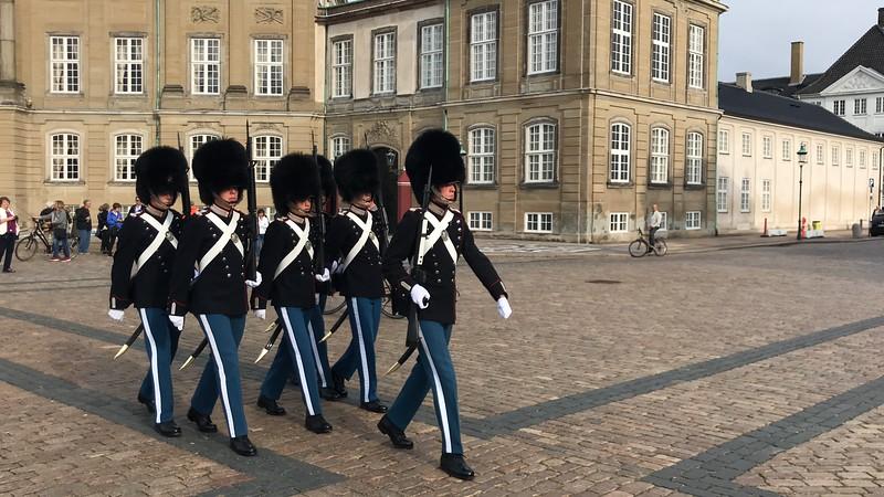 Amellenborg Palace - Copenhagen