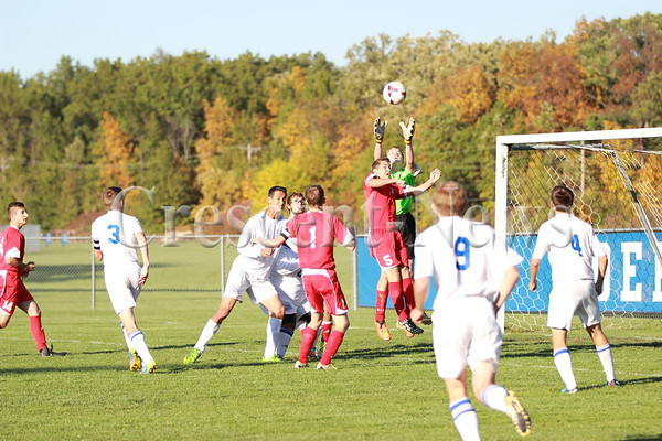 10-09-14 SPORTS  Kenton @ DHS Boys Soccer