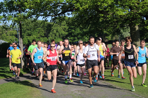 Sri Chinmoy Races 5k Wed 8 June 2016