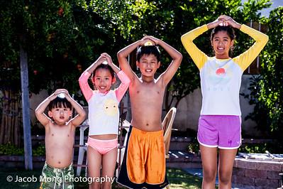Water Balloon Fun:  July 12, 2015