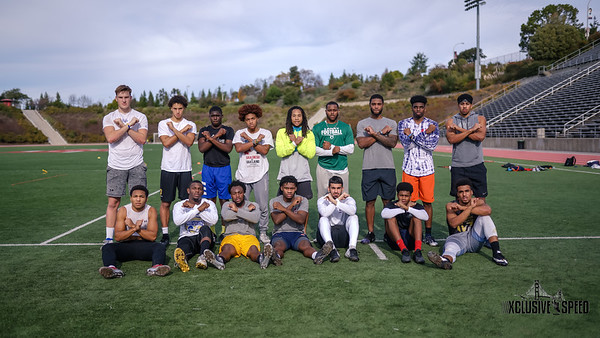 Xclusive Speed Cal state East Bay Workouts 2